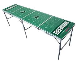 how long is a beer pong table michigan state beer pong table review