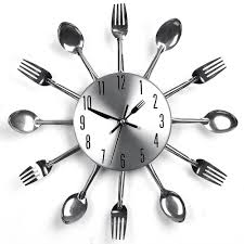 Unique Clock by Kitchen Clocks Why Are They Important Decorexinteriors Com