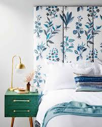 10 diy headboard ideas to give your bed a boost martha stewart