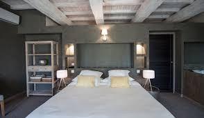 chambre taupe et lin les chambres villa montesquieu à laudun