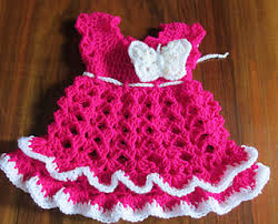 ravelry butterfly baby dress pattern by andree tünde