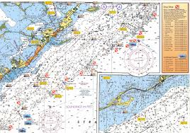 Keys Florida Map by Fl Keys Dive Charts Diving