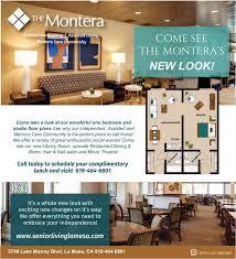 come see the montera u0027s new look the montera la mesa ca