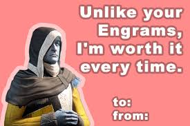 gamer valentines cards 11 destiny s day cards that are for any fan