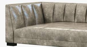 American Leather Sleeper Sofa Craigslist Restoration Hardware Leather Sofa Quality Brokeasshome Com