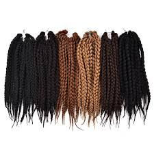 how to braid extensions into your own hair crochet box braids strands hair extensions for women