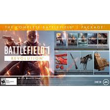 target black friday battlefield battlefield 1 revolution edition xbox one target
