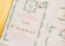 Wedding Invitation Stationery Ananya