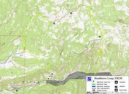 Meeker Colorado Map by 4x4explore Com Dead Horse Loop