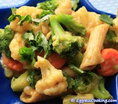 pasta recepies curried pasta recipe eggless cooking