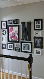 Decorating Large Walls In Living Room by Best 25 Family Picture Walls Ideas On Pinterest Picture Walls