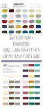 honest review u2013 valspar chalky finish vs annie sloan chalk paint