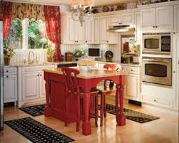 Island Kitchen Cabinet Best 25 Red Kitchen Island Ideas On Pinterest Red Kitchen