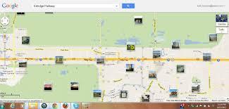 Interstate 10 Map Katy Freeway Ih 10 In The Energy Corridor Highway Branding And