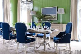 Dining Room Wall Paint Blue 40 Green Room Decorating Ideas Green Decor Inspiration