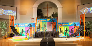 church anniversary stage decoration decorating your church vbs