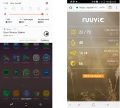 ruuvilab weather station
