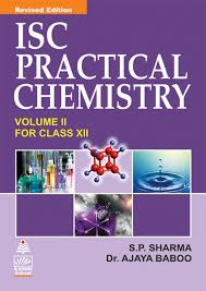 amazon in buy isc practical chemistry for class xii vol ii