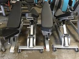 body masters adjustable incline bench refurbished primo