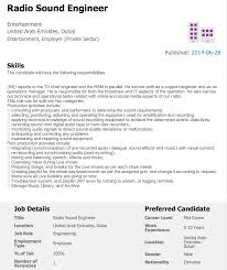 cover letter for voice engineer