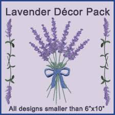 Lavender Decor Machine Embroidery Designs At Embroidery Library Embroidery Library