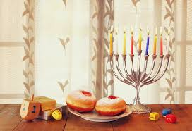 as you may have noticed from the proliferation of holiday decorations and the chill in the air the holiday season is upon us and hanukkah is almost here