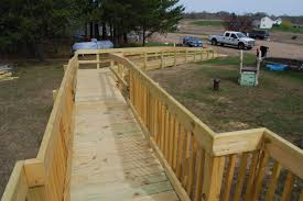 building home wheelchair ramp u2014 part 1 lindee construction