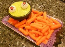 halloween serving bowls ghoulish green slime recipe quick cooking