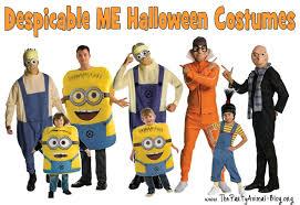 Despicable Minions Halloween Costume 100 Minion Halloween Costume Ideas Creepy Halloween
