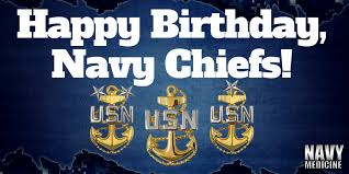 a message from navy medicine s master chief happy 123rd