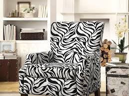 furniture beautiful zebra accent chairs cool accent chairs