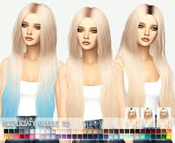cc hair for sism4 missparaply
