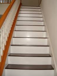 charming ideas wood flooring on stairs installing laminate diy