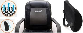 health u0026 comfort back support chair cushion u2014 home decor chairs
