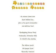 Thanksgiving Dinner Menu Template Fall Thanksgiving Free Suggested Wording By Holiday Geographics