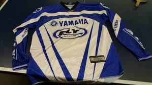 mens motocross jersey yamaha motocross mx mens jersey fly racing other apparel