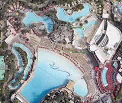 mandalay bay pool map pantheon