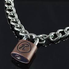 lock necklace punk images Padlock r pendant charm sex pistol rabbit punk choker chain jpg
