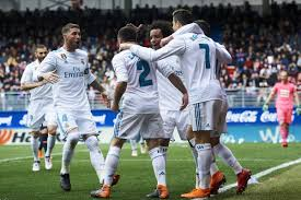 Real Madrid Tactical Review Eibar 1 2 Real Madrid 2018 La Liga Managing
