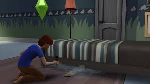 the sims 4 monster under the bed june 2016 update feature