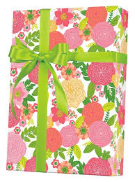 gift wrapping paper floral gift wrap innisbrook wrapping paper