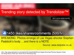 breaking photos emerge of las vegas shooter stephen paddock u0027s