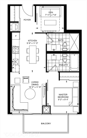 fabrik condominiums by menkes augusta floorplan 1 bed u0026 2 bath