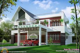 hillside house plans for sloping lots hillside house plans modern slope front to back 5016re luxihome
