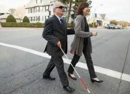 Dogs Helping Blind People Blind Etiquette Six Ways To Be Gracious Around People With Visual