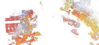 san jose ethnicity map how diverse is your city