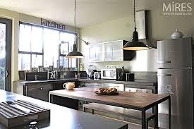 cuisine de loft decoration cuisine loft waaqeffannaa org design d intérieur et