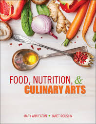 food nutrition and culinary art higher education