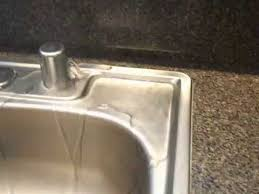 Fort Worth Home Inspection Dishwasher Drains From Antisiphon Air - Kitchen sink air gap