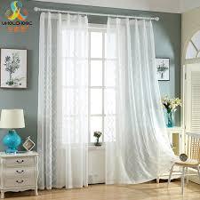 voilage fenetre chambre vague broderie fenêtre rideau enroulement voile voilage tulle linge